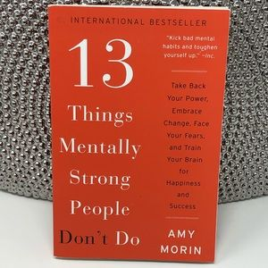🆕13 THINGS MENTALLY STRONG PEOPLE DON'T DO Book